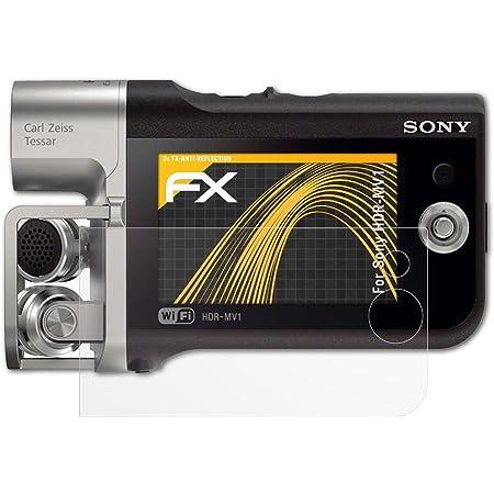 Atfolix Panzerfolie Kompatibel Mit Sony Hdr Pj810e Kamera