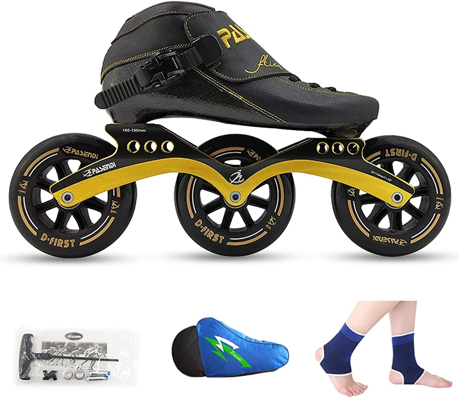 mfw@wewe Max 74% OFF Inline Skates Roller Women Men and Speed Today's only