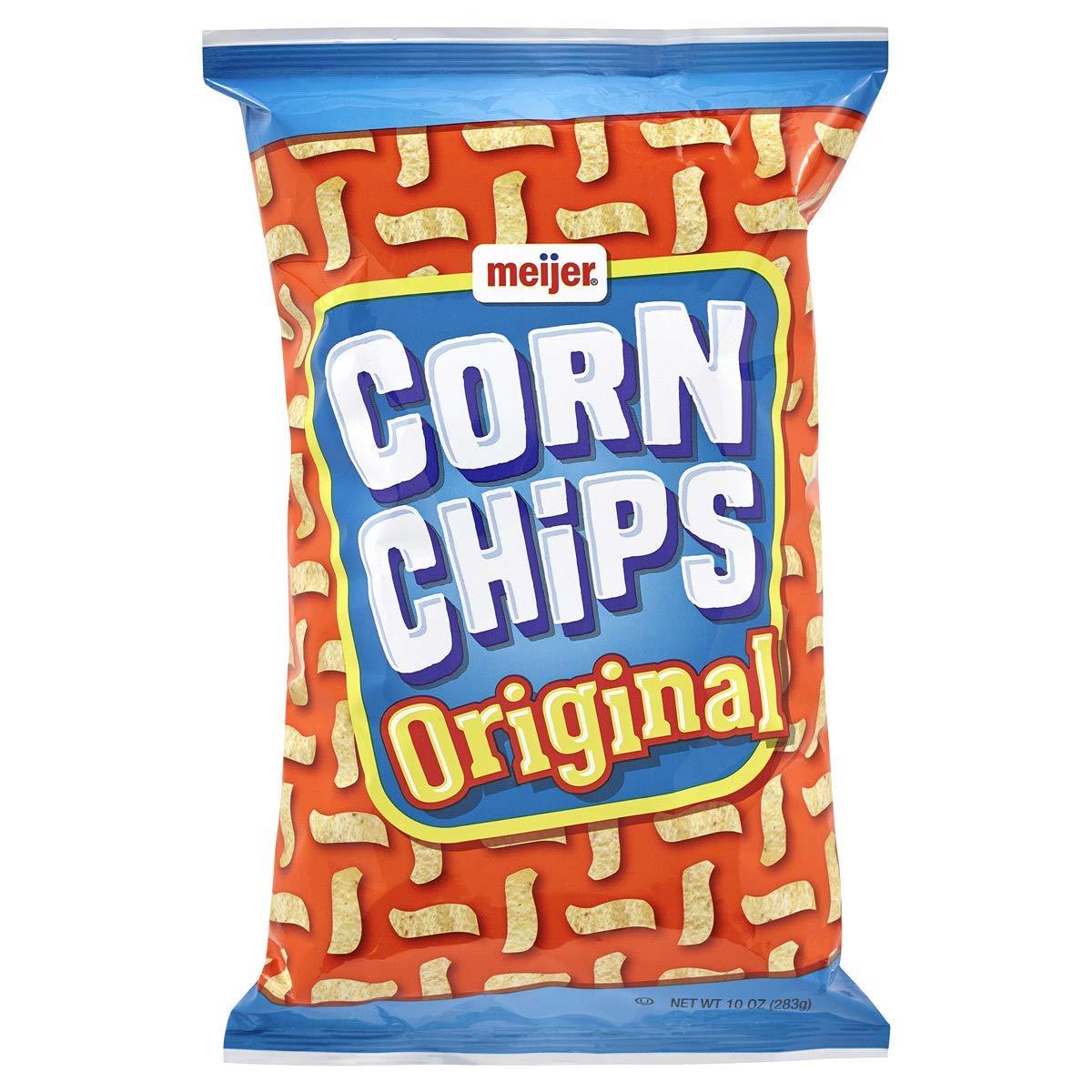 wholesale Meiger Corn Chips Original 1 10 oz Bag Limited time cheap sale