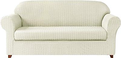 KINLO Cubre sofá/Funda de sofá/Protector para sofás Anti ...