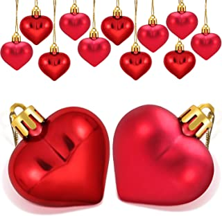 Best valentine heart ornaments Reviews