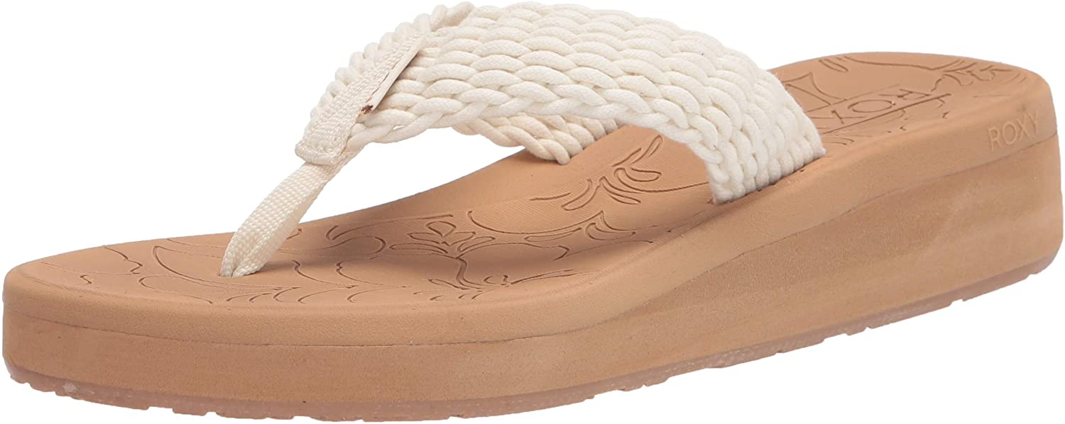 Don't miss the campaign Roxy online shopping Women's Caillay Comfort Wedge Sandal