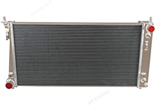 STAYCOO 52MM 3 Row All Aluminum Radiator for 2004-08 Ford Expedition F150 4.2 4.6 5.4 & 2005-08 Lincoln Mark LT, Navigator 5.4