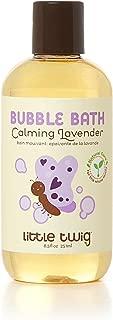 Little Twig Bubble Bath Lavender, Lavender, 8.5 Fluid Ounce