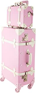 girly carry on luggage