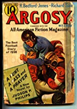 Argosy-Pulp-11/19/1938-Robert E. Pinkerton-Richard Sale