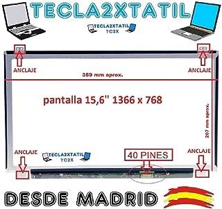 Pantalla Compatible DE Y para PORTATIL Toshiba Satellite L50-B-18e 15,6