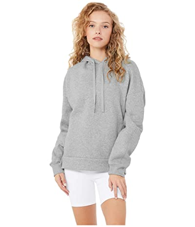 ALO Interval Hoodie (Dove Grey Heather) Women