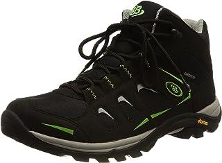 Brütting Üniseks Mount Frakes High Cross koşu ayakkabısı. Siyah Size: