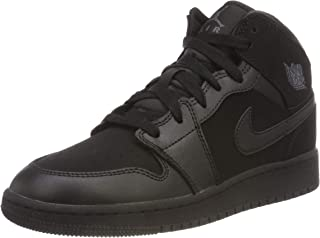 Air Jordan 1 Mid (GS) Boys Shoes