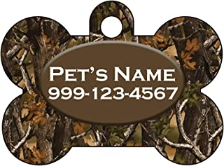 Camo Personalized Number Realtree Outdoor