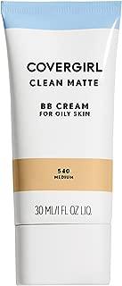 Covergirl Clean Matte BB Cream For Oily Skin 540 Medium 30ml