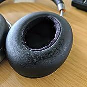 Coussinets pour casques Zik 2 et Zik 2 et Zik 3 Zik3 pour /écouteurs Zik 2.0 Zik 2 Zik2 et Zik 3 Zik3 Coussinets doreilles de rechange HeadphoneMate