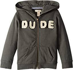 Dude Zip Hoodie (Infant)