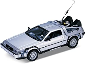 Welly 09066 Back to The Future 1 Delorean Time Machine