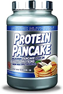 Scitec Nutrition Protein Pancake White Chocolate Coconut Flavored, 1036 grams