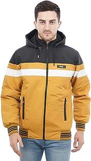 Burdy full sleeve solid men's fancy jacket