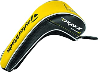 TaylorMade NEW RBZ Rocketballz Stage 2 Black/Yellow Hybrid Headcover