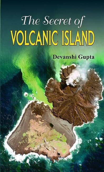 The Secret of Volcanic Island (English Edition)