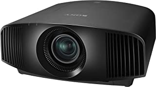 Sony Home Theater Projector VPL-VW295ES: Full 4K HDR Video Projector for TV, Movies and Gaming - Home Cinema Projector wit...