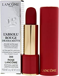 Lancome Labsolu Rouge Drama Matte Lipstick, 388 Rose Lancome, 0.12 Ounce
