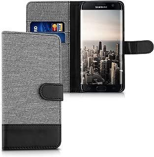 Cover Porta Carte Tessuto Simil Pelle Stand per Xiaomi Redmi 5 Plus//Redmi Note 5 Custodia Portafoglio - Case Magnetica kwmobile Xiaomi Redmi 5 Plus//Redmi Note 5 China China
