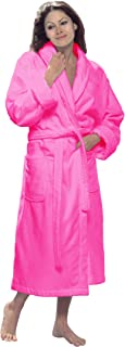 Personalized Terry Cotton Robe for Men and Women