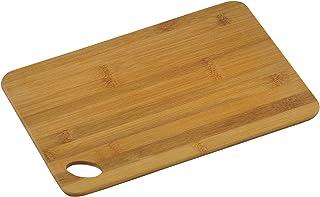 Kesper 58330 - Tabla de cortar, Bambú, Marrón, 35 x 24 x 0