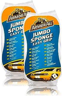 2X Armor All 31518L GROSSER Schwamm Jumbo Sponge 1 Stück