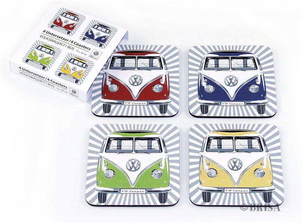 BRISA VW Collection - Volkswagen Samba Brand Genuine Free Shipping Cheap Sale Venue Camper Bus Stylish Van T1