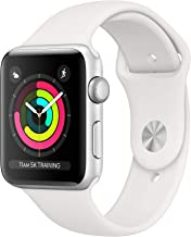 Apple Watch Series 3, 42 Mm, Alumínio Prata, Pulseira