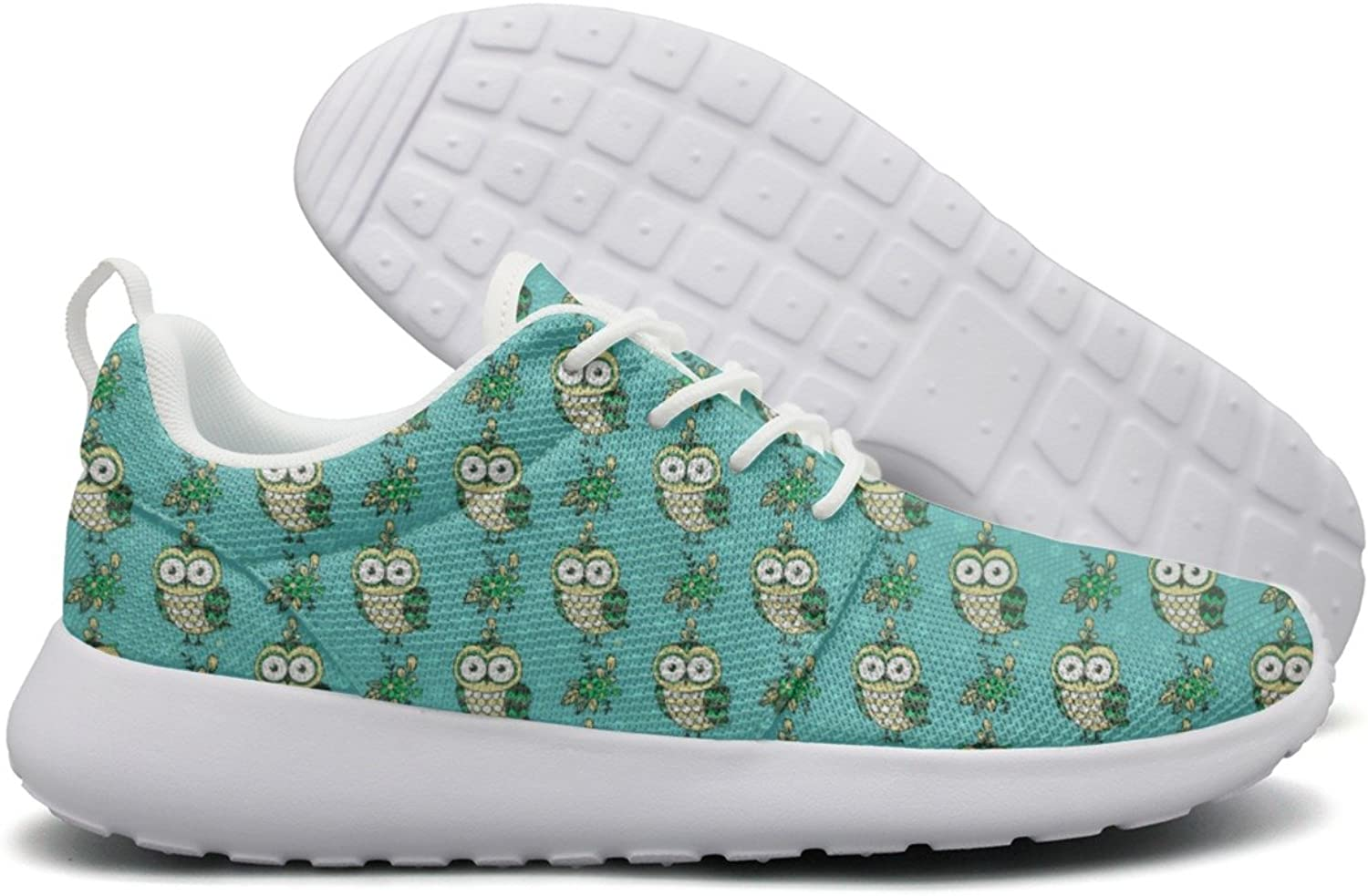 Owl Gifts Womans New Fashion Running shoes Cool Active