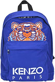 Luxury Fashion | Kenzo Womens F855SF300F2074A Blue Backpack | Fall Winter 19