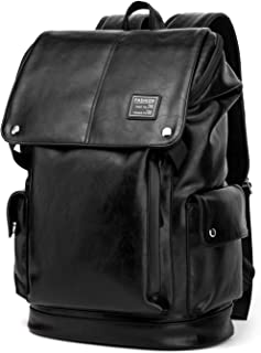 Best denim and leather backpack Reviews