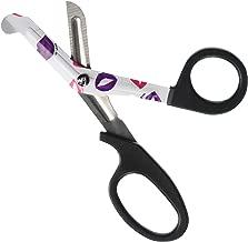 Koi Women's Stainless Steel Scissors with Fun Designer Print 5-1/2