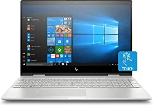 Newest HP Envy x360 15t Touch Quad Core with Stylus Pen, Intel i7, FHD IPS Micro-Edge WLED, HP Warranty, Windows 10, Bang ...