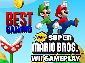 Clip: New Super Mario Bros. Wii Gameplay - Best of Gaming!