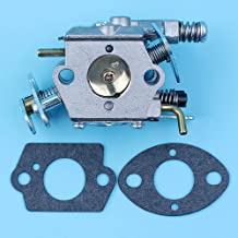 Jammas Carburetor Carb Carby Gaskets Kit For Partner 350 351 370 371 420 Chainsaw Walbro 33-29