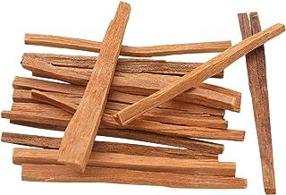 Sandalwood Sticks,Wild Harvested High Resin Smudging Sticks,Perfect Smudge Stick for Mediation Yoga or Prayer,Palo Santo 2...
