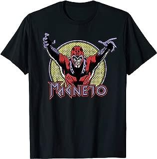 Marvel X-Men Magneto Classic Retro Magnetic Reach T-Shirt