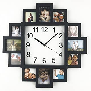 Best photo collage wall clock Reviews