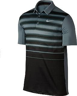 Nike Mobility Stripe Men's Golf Polo (Medium)