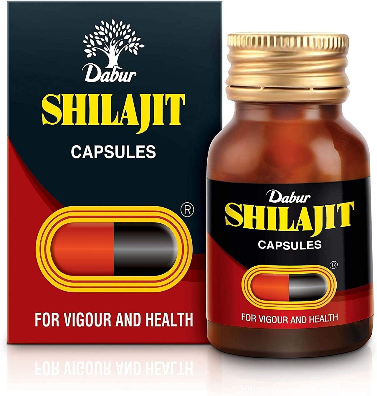Madow Shilajit Capsules Ayurvedic Purified Antifat with Ranking Trust TOP15