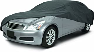 Classic Accessories OverDrive PolyPro 3 Heavy Duty Mid Size Sedan Car Cover