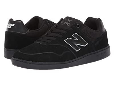 New Balance Numeric NM288 (Black/Black) Men