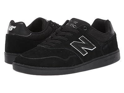 New Balance Numeric NM288 (Black/Black) Men