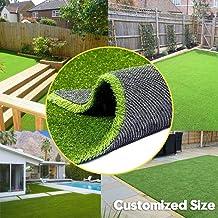 Amazon Com Artificial Grass Rug
