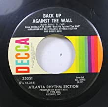 IT MUST BE LOVE / BACK UP AGAINST THE WALL (45/7