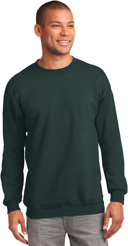 Port & Company Men's Tall Ultimate Crewneck Sweatshirt