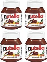 Nutella Ferrero Hazelnut Spread with Cocoa,7.7 Ounce (Pack of 4)